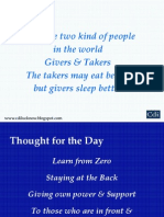 Daily Thoughts - Inspirational - CDI ENGLISH SPEAKING COURSE LUCKNOW -  www.cdilucknow.blogspot.com