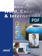 20 Lectie Demo Windows Word Excel Si Internet