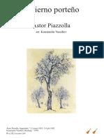 Piazzolla - Inviernoporteno