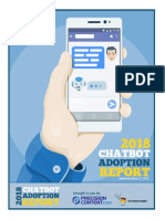 Chatbot Summary 2018 Report TCW PCAuthoring Solutions Draft March 7 2018