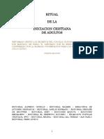 Ritual Iniciación Cristiana para Adultos.pdf