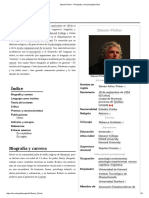 Steven Pinker - Wikipedia, La Enciclopedia Libre