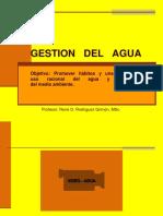 2.3 Gestion Del Agua 1-2