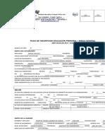 Ficha de Inscripcion Educacion Primaria y Media General Word (1)