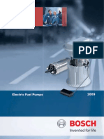 Bosch Fuel Pump Web