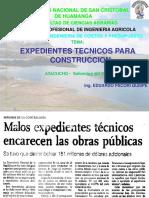 1 EXPEDIENTES TECNICOS