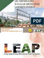 Tugas Matakuliah Program Leap