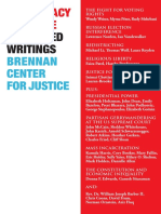 Democracy & Justice Collected Writings, Vol. XI