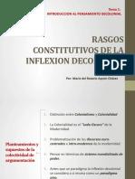 Tema 1 Rasgos Constitutivos de La Inflexion Decolonial