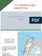 Cuenca Cordillera Oriental Generalidades