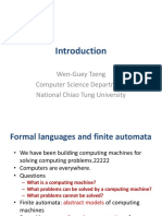 Language accepted by DFA