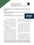 """A Atualidade de """"Os Condenados Da Terra"""" de Frantz Fanon"""