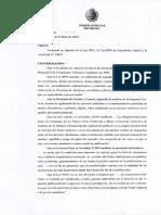 Eliminación lista diaria en soporte papel-1