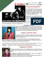 Partitura Bateria Joan Jett the Blackhearts i Love Rock Ne28099 Roll Portal Daniel Batera