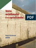 Teoria Socialismului Și Capitalismului-Hans Hermann Hoppe