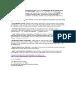 Congreso Investigacion Biosanitaria