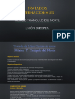 Tratado Triangulo Del Norte y Union Europea