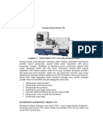 Prinsip Kerja Mesin CNC