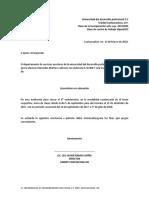 Universidad Del Desarrollo Profesional s Mercedes Marzo