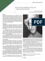 Las Redes Inalambricas en Las Organizaciones - Psico