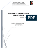 Fundametos Del Desarrollo