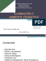 1 - Seminario Iluminación y Ambiente Cromático Presentacion 56 Slides