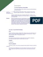 PVL1501 Prescribes Cases