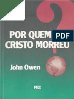 Por Quem Cristo Morreu - Jonh Owen.pdf