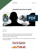 La Teoría de Las _inteligencias Múltiples_ de Gadner Demuestra Que Eres Un Genio _ Foro Económico Mundial