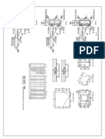 Detalii Inglobare in Beton Copertina Metalica
