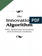 The Innovation Algorithm