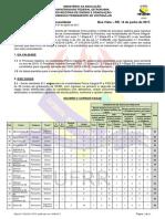 Edital n. 029-17 - Vestibular Ufrr 2018 Consolidado (1)