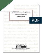 Cuaderno Comipems 2018