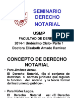 SEMINARIO DERECHO NOTARIAL USMP 2014-1 PARTE 1 (2).ppt