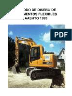 Metodo de Diseño de Pavimentos Flexibles Aashto 1993