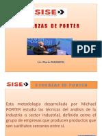 Ptt - 5 Fuerzas de Porter
