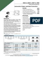 4N35 Optocouplers