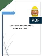 Informe General de Hidrologia