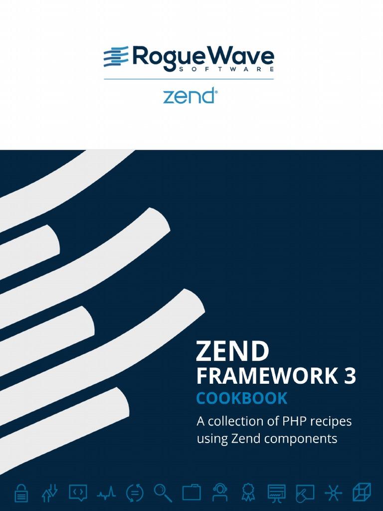 Zend Framework 3 Cookbook   Php   Class (Computer Programming)