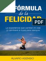 La Formula de La Felicidad - Alvaro Asensio