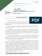 Decisão da 6a turma do TJDFT sobre imposto sindical do SindSaúde-DF