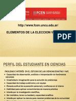 Elementos de La Eleccion Vocacional1[1]