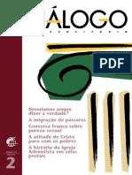 revista dialogo adventista