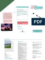 oahu hawaii brochure  2