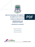 1.- Historia de Ventas-Incos 1º-2018 Texto Base