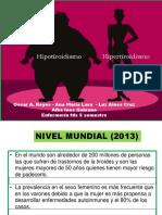 Pesentacion Hipotiroidismo e Hipertiroidismo (1)