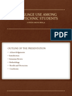 Powerpoint Language Use Dkm 5a