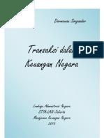 Transaksi Dalam Keuangan Negara