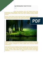 8 Ciri Penghuni Surga Berdasarkan Surat Ali Imran.doc