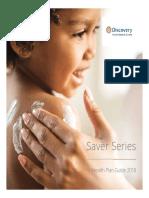 Saver Series Plan 2018